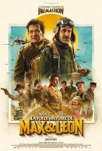 Poster do filme La Folle Histoire de Max et Léon (2016)