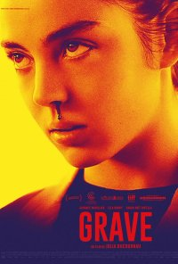 Poster do filme Grave / Raw (2017)