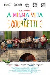 Poster do filme A Minha Vida de Courgette / Ma Vie de Courgette (2016)