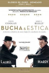 Poster do filme Bucha e Estica / Stan & Ollie (2018)