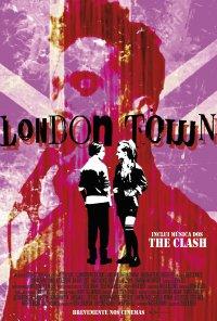 Poster do filme London Town (2016)
