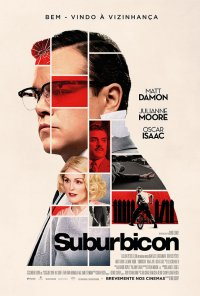 Poster do filme Suburbicon (2017)