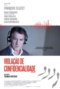 Poster do filme Violação de Confidencialidade / La mécanique de l'ombre (2017)
