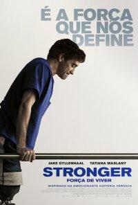 Poster do filme Stronger - Força de Viver / Stronger (2017)