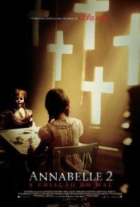 Poster do filme Annabelle 2: A Criação do Mal / Annabelle: Creation (2017)