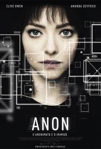 Poster do filme Anon (2017)