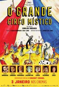 Poster do filme O Grande Circo Místico (2018)