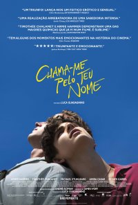 Poster do filme Chama-me Pelo Teu Nome / Call Me by Your Name (2017)