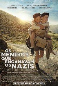 Poster do filme Os Meninos Que Enganavam os Nazis / Un sac de billes (2017)