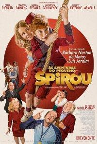 Poster do filme As Aventuras do Pequeno Spirou / Le Petit Spirou (2017)