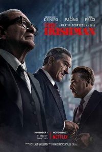 Poster do filme O Irlandês / The Irishman (2019)