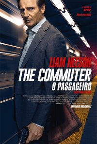 Poster do filme The Commuter - O Passageiro / The Commuter (2017)