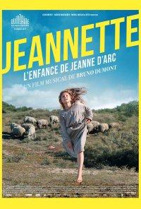 Poster do filme Jeannette, l'enfance de Jeanne d'Arc (2017)