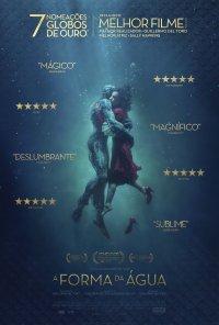 Poster do filme A Forma da Água / The Shape of Water (2017)