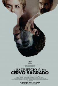 Poster do filme O Sacrifício de Um Cervo Sagrado / The Killing of a Sacred Deer (2017)