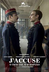 Poster do filme J'accuse - O Oficial e o Espião / J'accuse (2019)