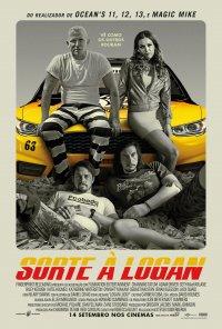 Poster do filme Sorte à Logan / Logan Lucky (2017)