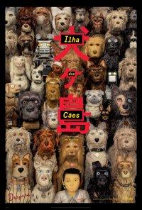 Poster do filme Ilha dos Cães / Isle of Dogs (2018)