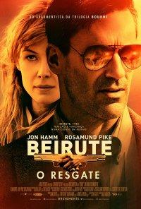 Poster do filme Beirute: O Resgate / Beirut (2018)