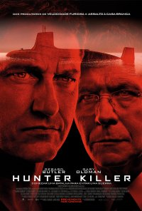 Poster do filme Hunter Killer (2017)