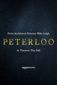 Poster do filme Peterloo (2018)
