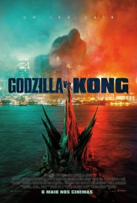 Poster do filme Godzilla vs. Kong (2020)