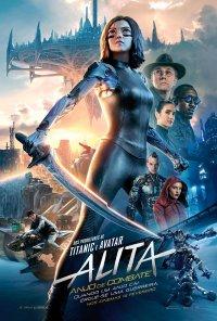 Poster do filme Alita: Anjo de Combate / Alita: Battle Angel (2018)
