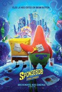 Poster do filme Spongebob: Esponja em Missão / SpongeBob Squarepants 3 (2020)