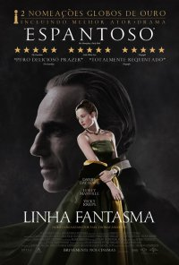 Poster do filme Linha Fantasma / Phantom Thread (2017)