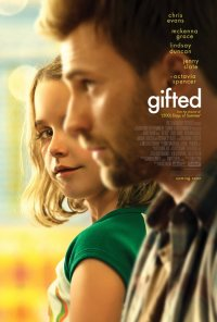 Poster do filme Gifted (2017)