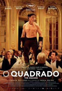 Poster do filme O Quadrado / The Square (2017)