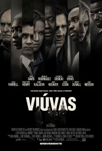 Poster do filme Viúvas / Widows (2018)