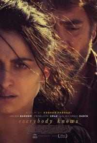Poster do filme Todos lo saben (2018)