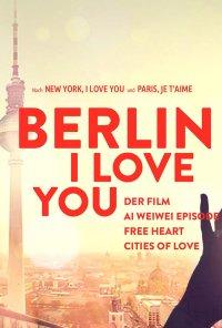 Poster do filme Berlin, I Love You (2018)
