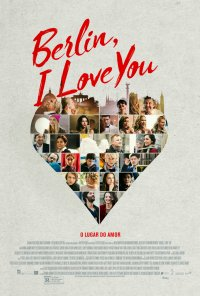 Poster do filme Berlin, I Love You (2019)