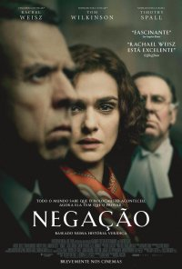 Poster do filme Negação / Denial (2016)