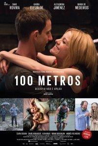 Poster do filme 100 metros (2016)