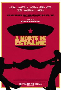 Poster do filme A Morte de Estaline / The Death of Stalin (2017)