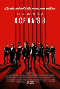 Poster do filme Ocean's 8 / Ocean's Eight (2018)