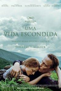 Poster do filme Uma Vida Escondida / A Hidden Life (2019)