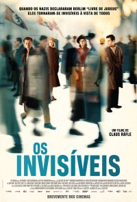 Poster do filme Os Invisíveis / Die Unsichtbaren / The Invisibles (2017)