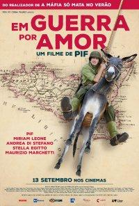 Poster do filme Em Guerra Por Amor / In guerra per amore (2016)