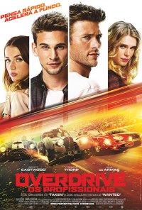 Poster do filme Overdrive: os Profissionais / Overdrive (2016)