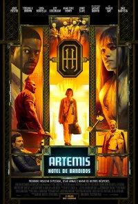 Poster do filme Artemis - Hotel de Bandidos / Hotel Artemis (2018)