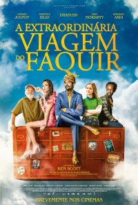 Poster do filme A Extraordinária Viagem do Faquir / The Extraordinary Journey of the Fakir (2018)