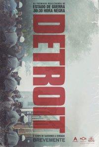 Poster do filme Detroit (2017)