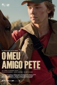 Poster do filme O Meu Amigo Pete / Lean on Pete (2018)