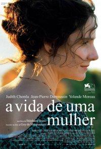 Poster do filme A Vida de Uma Mulher / Une vie (2016)