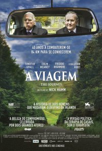 Poster do filme A Viagem / The Journey (2017)