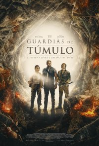 Poster do filme Guardiãs do Túmulo / Guardians of the Tomb (2018)